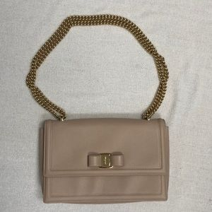 Salvatore Ferragamo Ginny Medium Handbag